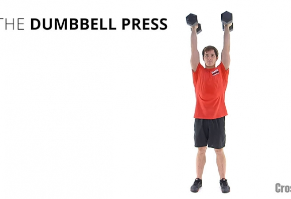 dumbell-press