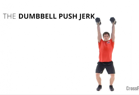 dumbell-push-jerk
