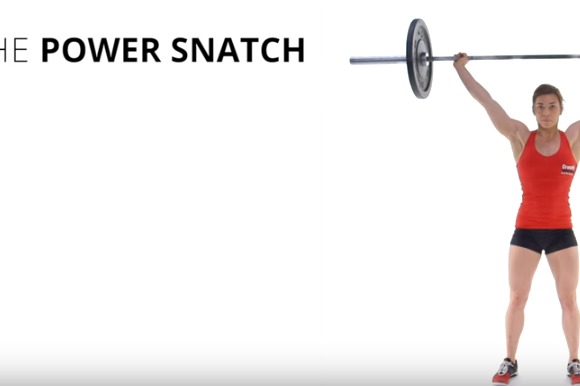 thw power snatch