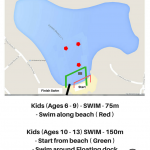 Kids SWIM Map