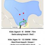 Kids SWIM Map