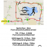 Running Route Map