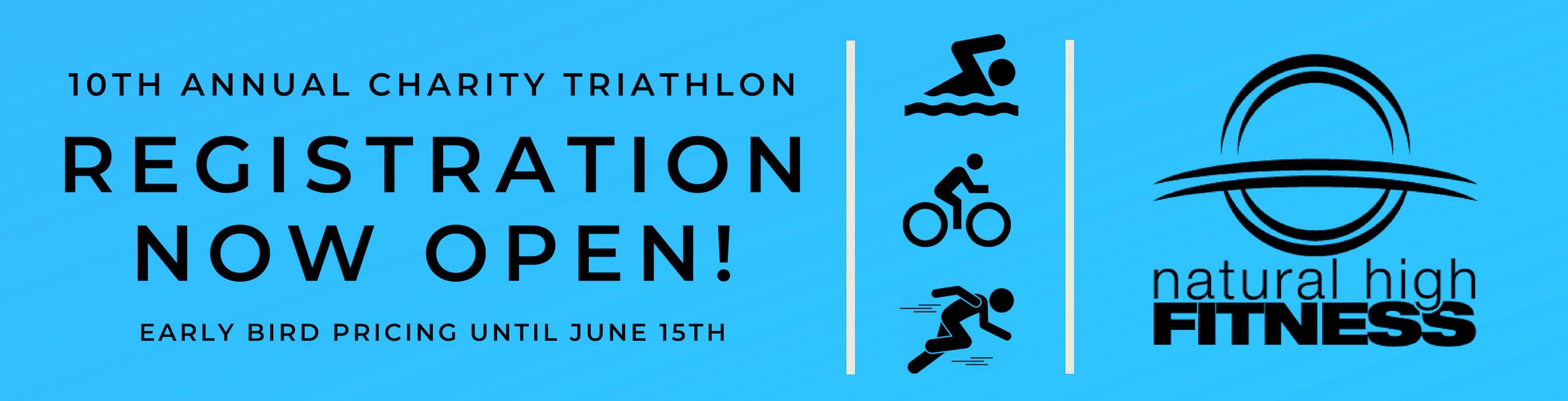 Natural High Fitness – Triathlon